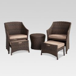 Small Space Patio Furniture Garden Target