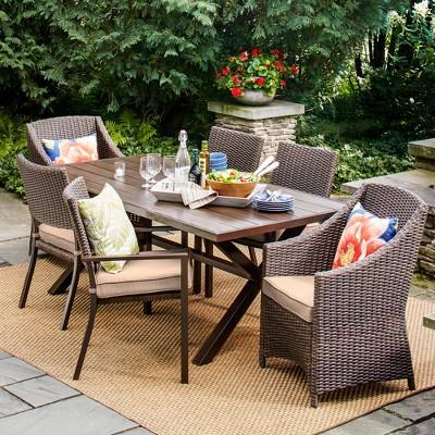 Belvedere 7pc Dining Set   Threshold™