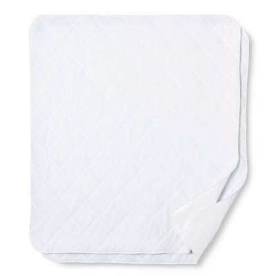 Waterproof Underpad (2pk)Standard White - Room Essentials™