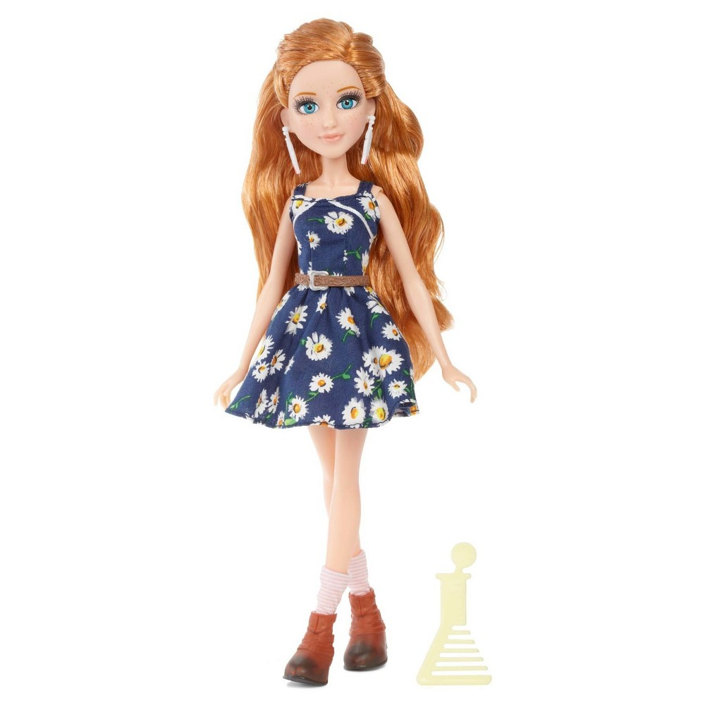 Project Mc2 Core Doll - Ember Evergreen