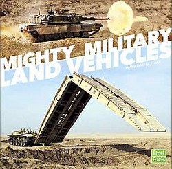 Mighty Military Land Vehicles (Library) (William N. Stark)