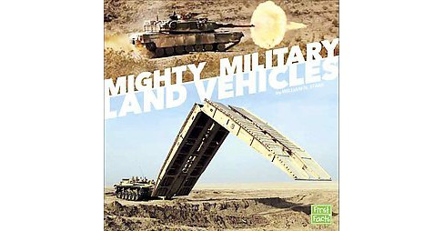 Mighty Military Land Vehicles (Library) (William N. Stark) - image 1 of 1