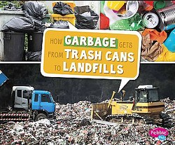 How Garbage Gets from Trash Cans to Landfills (Library) (Erika L. Shores)