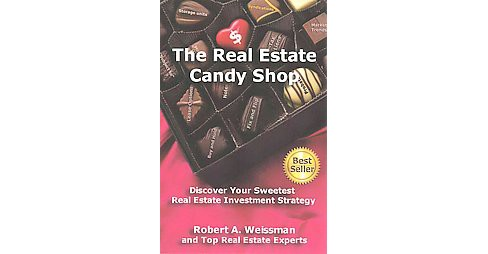 The Real Estate Candy Shop (Paperback) - image 1 of 1