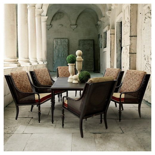BombayR Outdoors Sherborne Dining Chairs 2 Pack