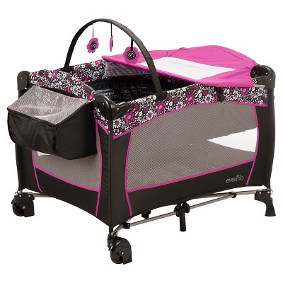 Evenflo® Portable BabySuite Deluxe Playard