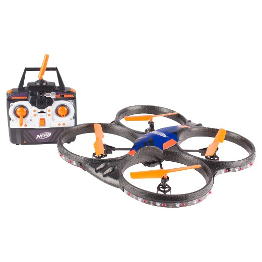 Nerf 174 Drone With Wifi Target