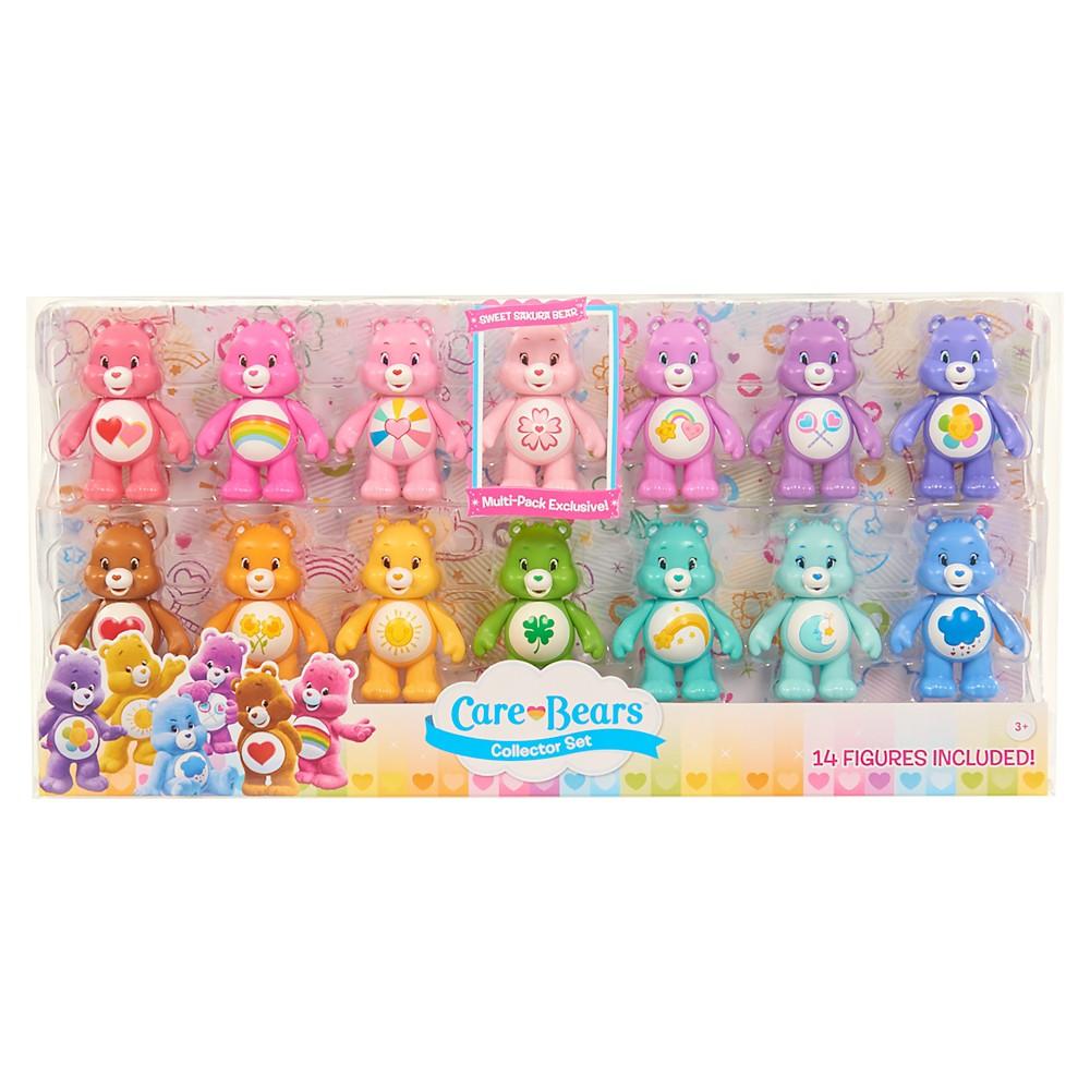 Care Bears Collector Set, Animal Figures