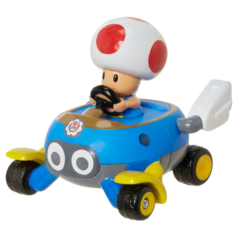 Nintendo Tape Racers Toad