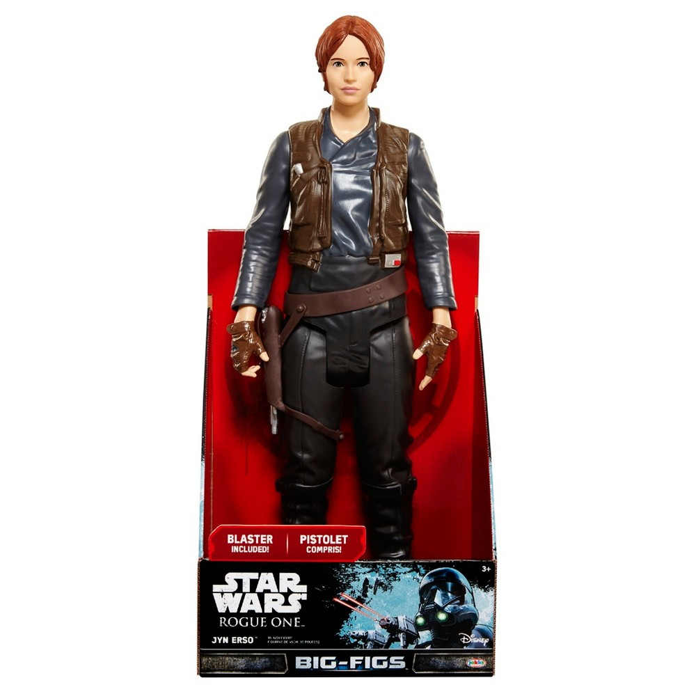 Star Wars Rogue One - Jynn Erso Action Figure 18