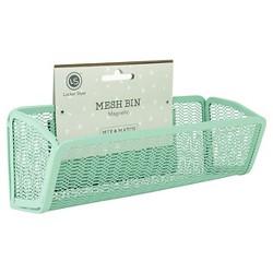 Locker Style™ Mesh Bin - Mint