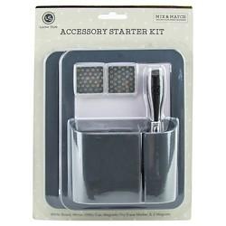 Locker Style™ Decoration Accessory Kit - Gray