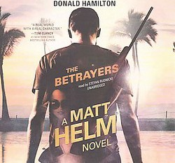 Betrayers : Library Edition (Unabridged) (CD/Spoken Word) (Donald Hamilton)