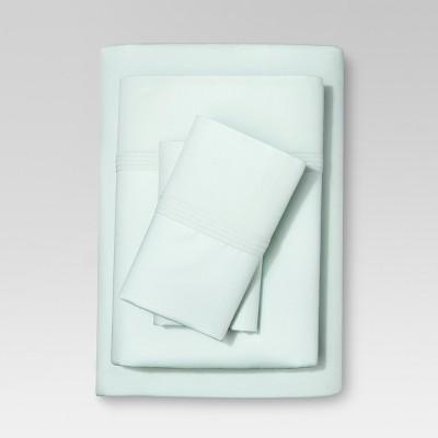 Organic Cotton Sheet Set (Full)Sealight Aqua - Threshold™