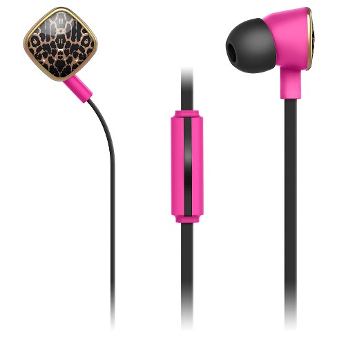Macbeth Wired Earbuds with Mic - Kitty - image 1 of 1