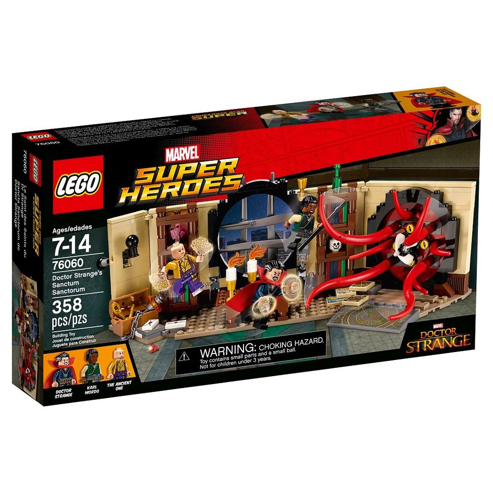 Lego Super Heroes Marvel Doctor Strange's Sanctum Sanctorum 76060