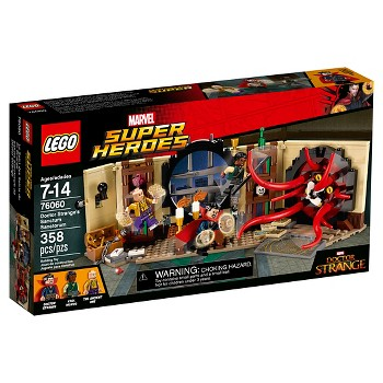 LEGO Marvel Super Heroes Sanctorum