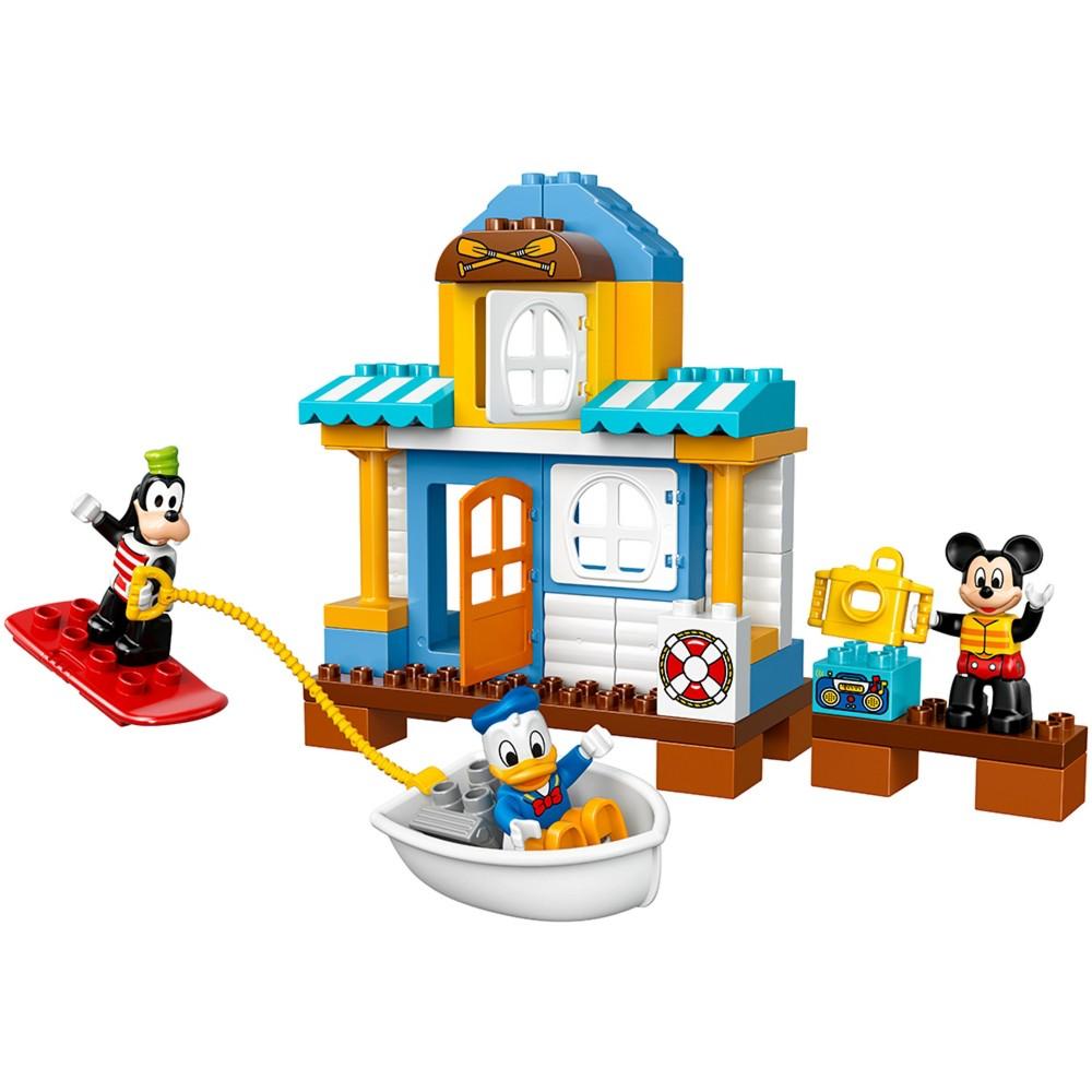 Lego Duplo Disney Mickey & Friends Beach House 10827