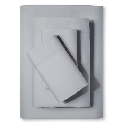 Easy Care Sheet Set (Twin XL)Gray - Room Essentials™