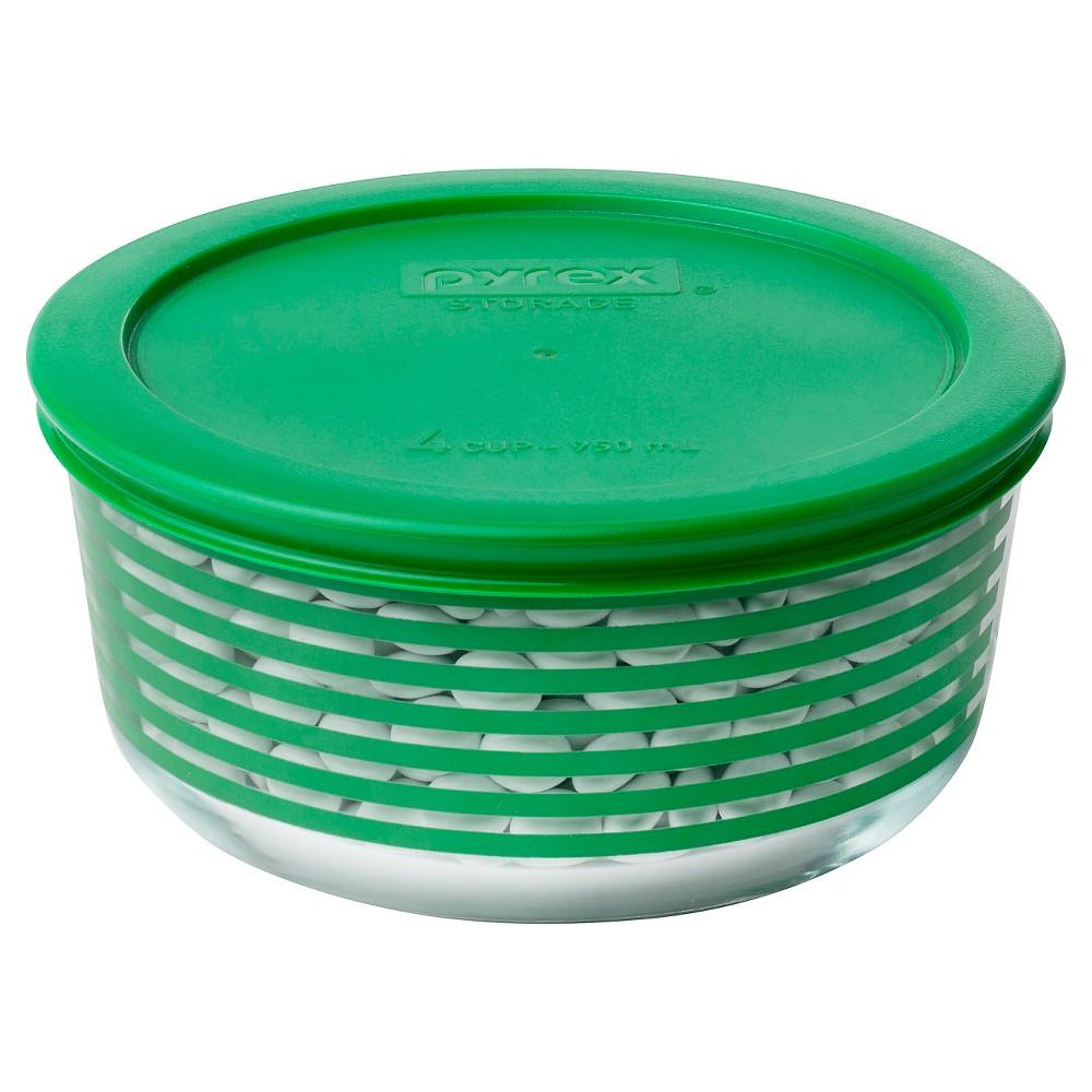 Pyrex 4 Cup Simply Store - Green Lane