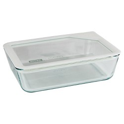 Pyrex 6 Cup Ultimate Glass Lid - White