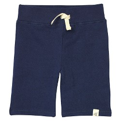 Burt's Bees Baby™ Baby Boys' Loose Pique Shorts - Midnight