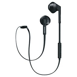 Philips® Freshtones Wireless Earbud In-ear Headphones - Black