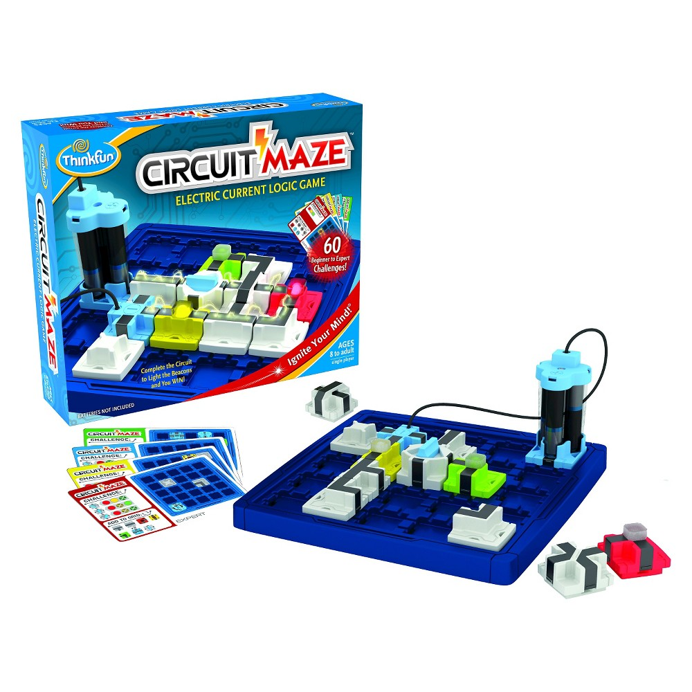 Circuit Maze Game, Board Games