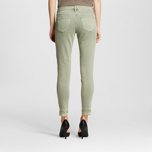 Women's Mid-rise Jeggings Olive - Mossimo™ - Women's Mid-rise Jeggings Olive - Mossimo™ : Target
