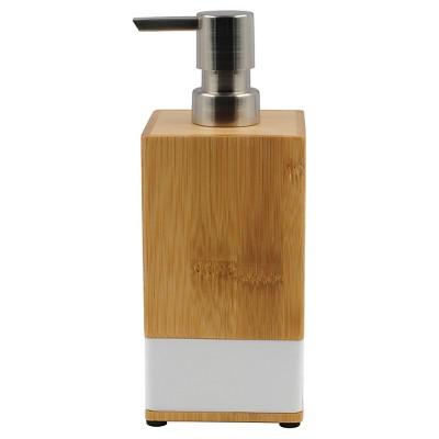 Soft Bamboo Soap Pump White - Room Essentials™