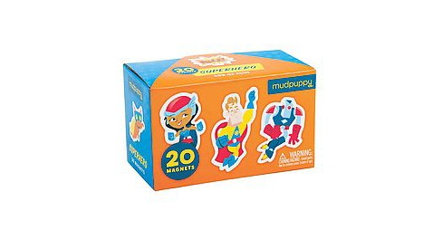 Superhero Box of Magnets (Accessory) - image 1 of 1