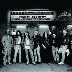 Les Brers : Kirk West's Photographic Journey With the Brothers: Forty Years of the Allman Brothers Band