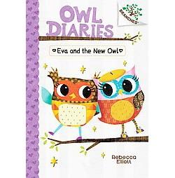 Eva and the New Owl (Library) (Rebecca Elliott)