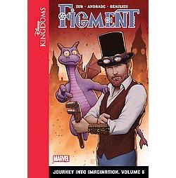 Figment: Journey into Imagination: Volume 5 (Library) (Jim Zub)