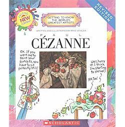 Paul Cezanne (Revised) (Library) (Mike Venezia)