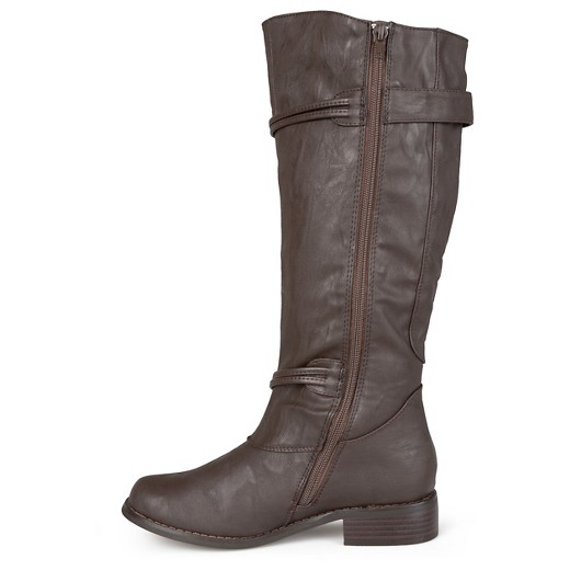 Women's Journee Collection Harley Knee-High Riding Boots - : Target
