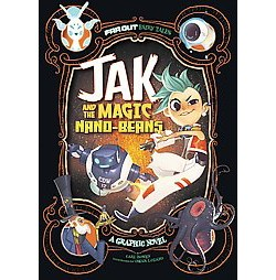 Jak and the Magic Nano-Beans (Library) (Carl Bowen)