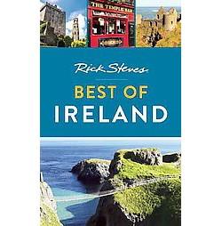 Rick Steves Best of Ireland (Paperback) (Rick Steves & Pat O'Connor)