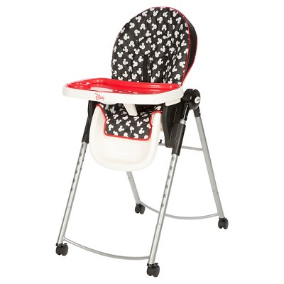Disney® Mickey Mouse Adjustable High Chair - Mickey Silhouette