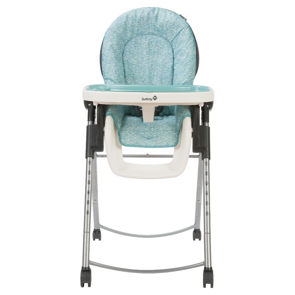 Safety 1st AdapTable High Chair - Marina, Marina Blue