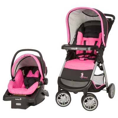 Disney® Minnie Mouse Amble Travel System - Minnie Pop