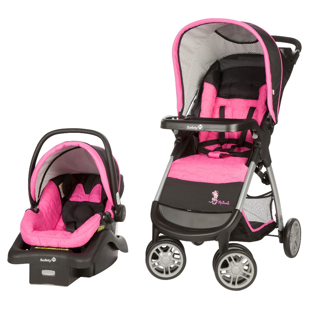Disney Minnie Mouse Amble Travel System - Minnie Pop
