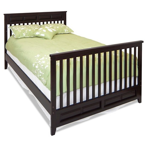 Child Craft Full Crib Conversion Bed Rails : Target