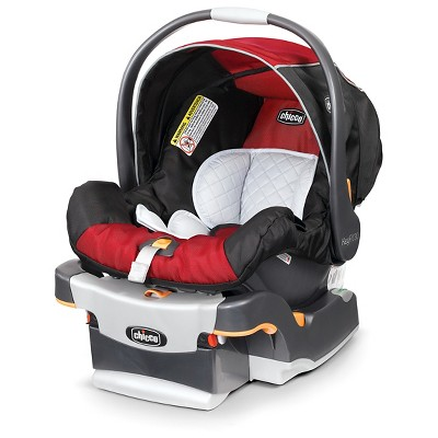 Chicco KeyFit 30 Infant Car Seat - Fire