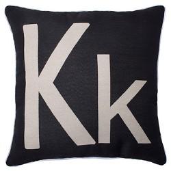 Monogram Throw Pillow - Pillow Perfect®