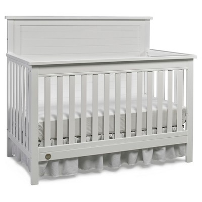 Fisher-Price Quinn 4-in-1 Convertible Crib - White