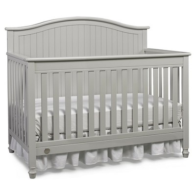 Fisher-Price Standard Full-Sized Crib - Light Gray