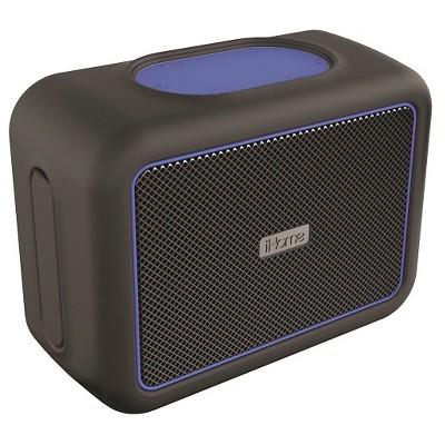 iHome Rugged Portable Waterproof Bluetooth Stereo Speaker with Speakerphone (iBT35)