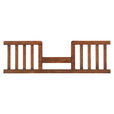 Child Craft Redmond Convertible Crib Toddler Guard Rail - Coach Cherry