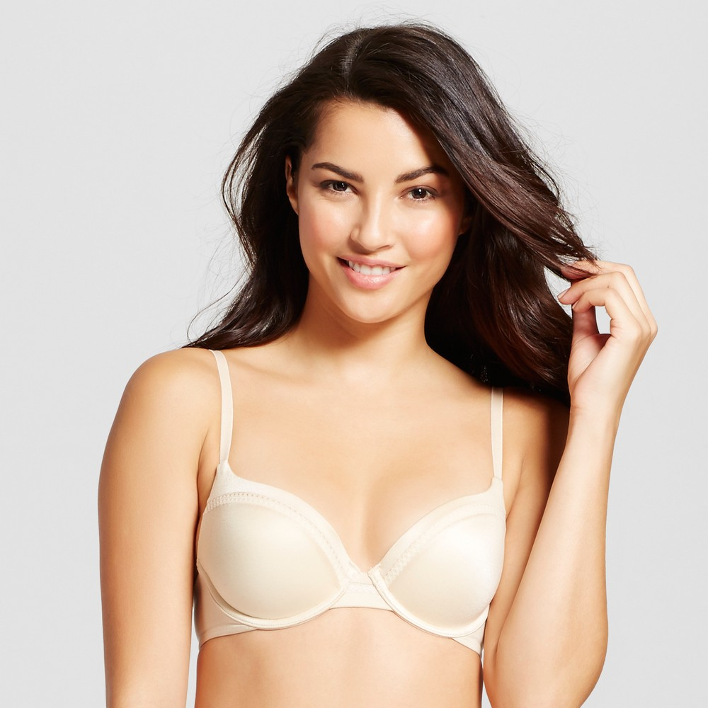 Maidenform Self Expressions Womens Memory Foam with Lift Bra SE9500 Latte 34C